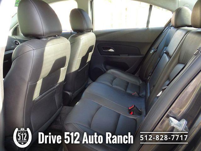 2014 Chevrolet Cruze LTZ in Austin, TX 78745