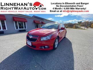 2014 Chevrolet Cruze 1LT in Bangor, ME 04401