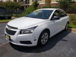 2014 Chevrolet Cruze LS | Champaign, Illinois | The Auto Mall of Champaign in Champaign Illinois