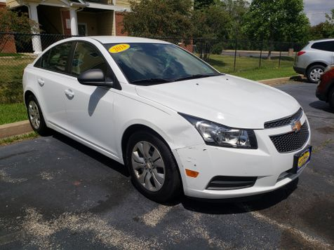 2014 Chevrolet Cruze LS | Champaign, Illinois | The Auto Mall of Champaign in Champaign, Illinois