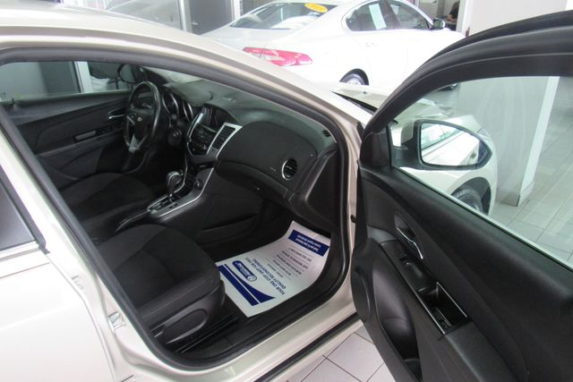 2014 Chevrolet Cruze 1LT W/ BACK UP CAM Chicago, Illinois 12