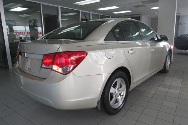 2014 Chevrolet Cruze 1LT W/ BACK UP CAM Chicago, Illinois 5