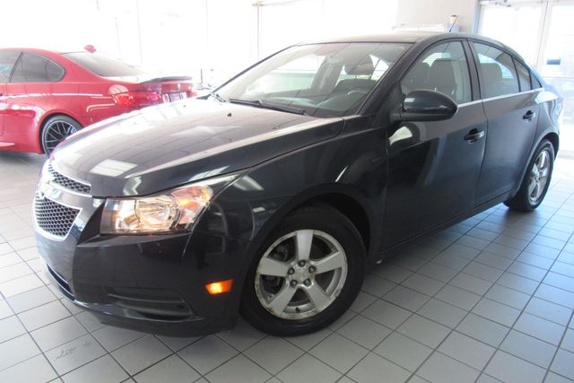 2014 Chevrolet Cruze 1LT Chicago, Illinois 2