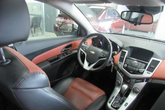 2014 Chevrolet Cruze 2LT Chicago, Illinois 10