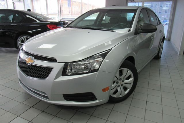 2014 Chevrolet Cruze LS Chicago, Illinois 2