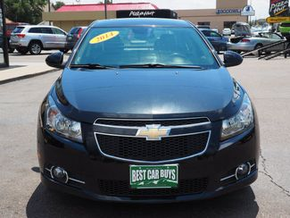2014 Chevrolet Cruze LTZ Englewood, CO 1