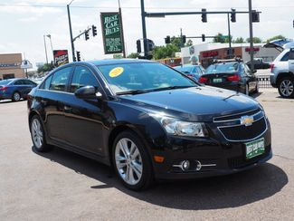 2014 Chevrolet Cruze LTZ Englewood, CO 2