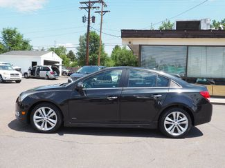 2014 Chevrolet Cruze LTZ Englewood, CO 8