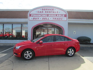 2014 Chevrolet Cruze 1LT in Fremont OH, 43420