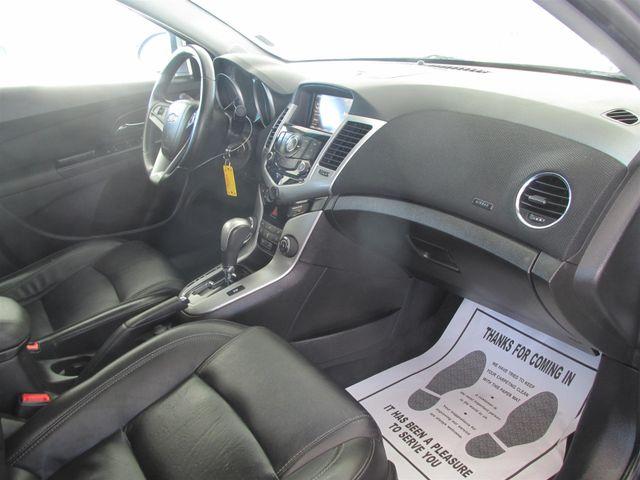2014 Chevrolet Cruze 2LT Gardena, California 8