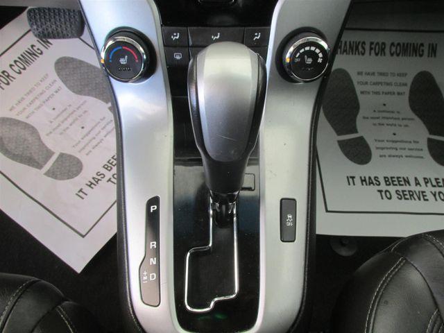 2014 Chevrolet Cruze 2LT Gardena, California 7