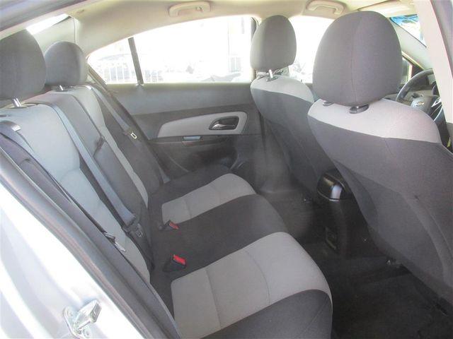 2014 Chevrolet Cruze LS Gardena, California 12