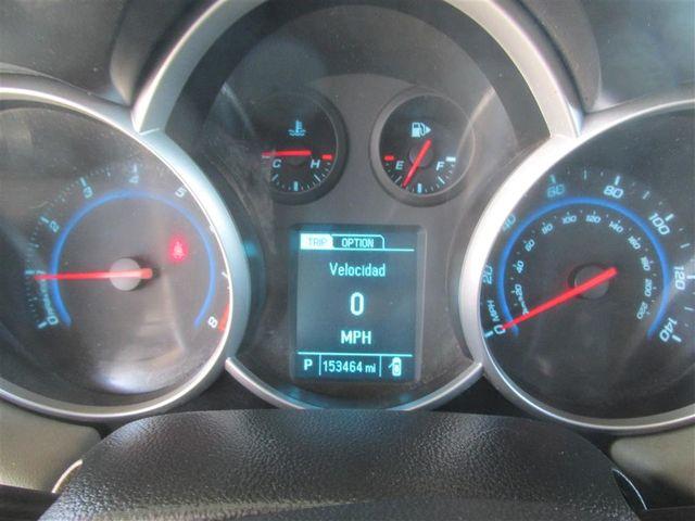 2014 Chevrolet Cruze LS Gardena, California 5