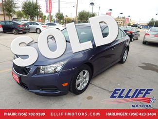 2014 Chevrolet Cruze LT in Harlingen, TX 78550