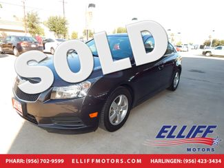2014 Chevrolet Cruze LT in Harlingen TX, 78550