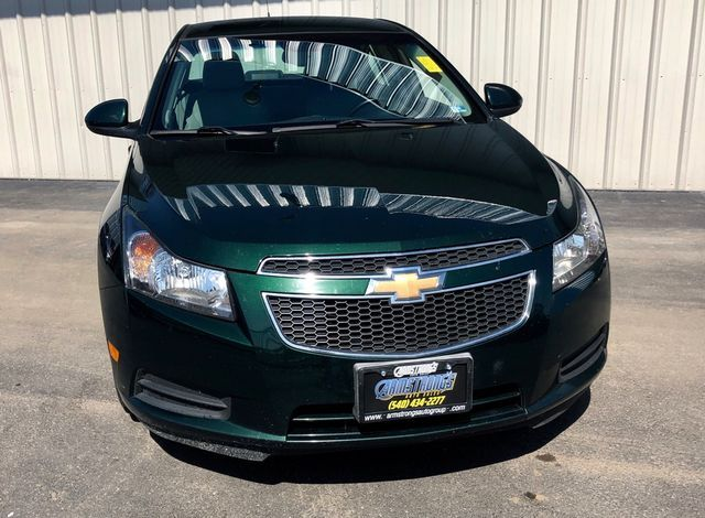 2014 Chevrolet Cruze 1LT in Harrisonburg, VA 22801