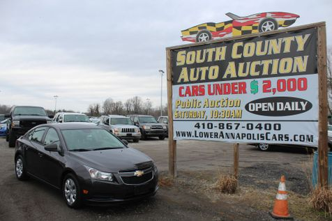 2014 Chevrolet Cruze LS in Harwood, MD