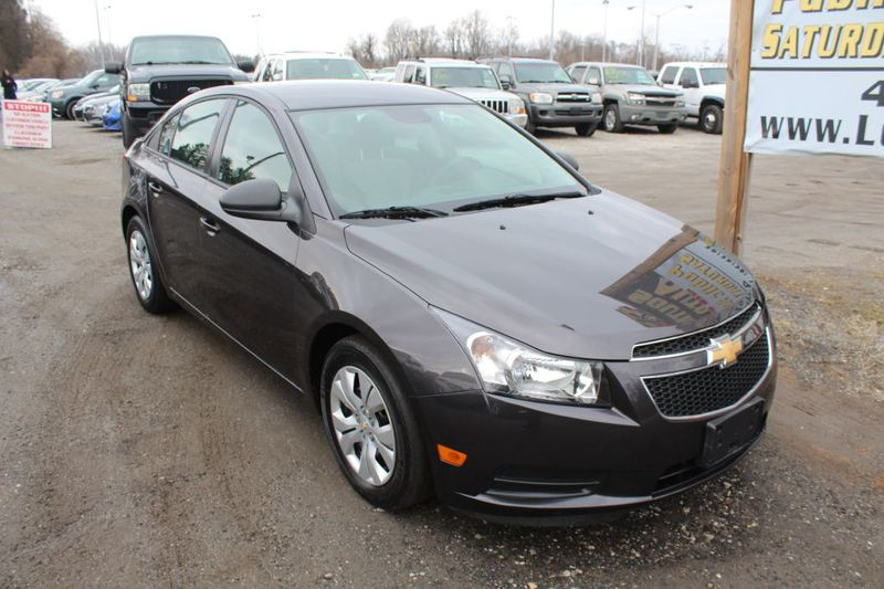 2014 Chevrolet Cruze LS  city MD  South County Public Auto Auction  in Harwood, MD