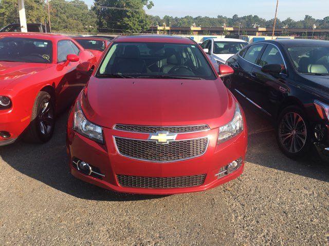 2014 Chevrolet Cruze 2LT - John Gibson Auto Sales Hot Springs in Hot Springs Arkansas