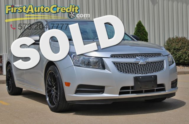 2014 Chevrolet Cruze LS in Jackson MO, 63755
