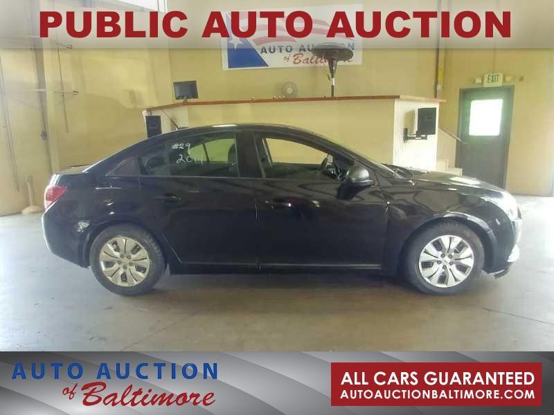 2014 Chevrolet Cruze LS | JOPPA, MD | Auto Auction of Baltimore  in JOPPA MD