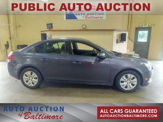 2014 Chevrolet Cruze LS   JOPPA, MD   Auto Auction of Baltimore  in Joppa MD
