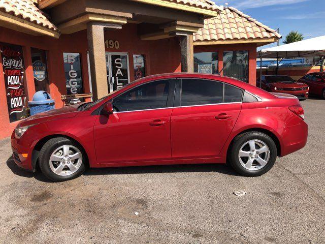 2014 Chevrolet Cruze 1LT CAR PROS AUTO CENTER (702) 405-9905 Las Vegas, Nevada 1