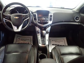 2014 Chevrolet Cruze LTZ Lincoln, Nebraska 4