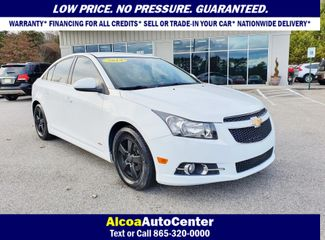 2014 Chevrolet Cruze 1LT Turbo w/RS Package in Louisville, TN 37777