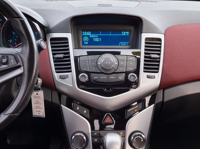 2014 Chevrolet Cruze 1LT Turbo w/RS Package in Louisville, TN 37777