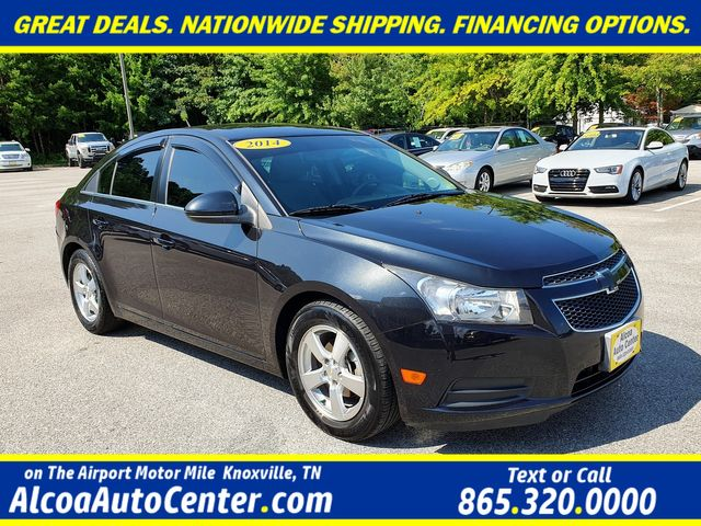 2014 Chevrolet Cruze 1LT 1.4T Manual 6-Speed w/1SC in Louisville, TN 37777