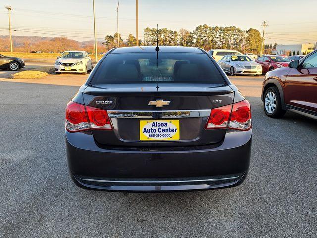"""2014 Chevrolet Cruze LTZ w/RS Pkg, Sport, Leather, Sunroof, 18"""" in Louisville, TN 37777"""