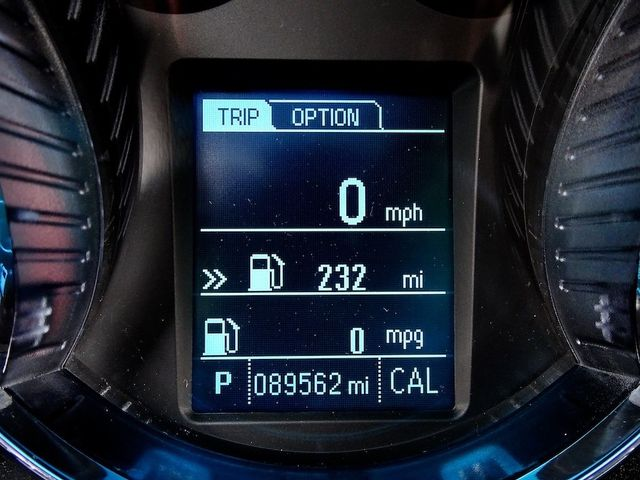 2014 Chevrolet Cruze LTZ Madison, NC 10