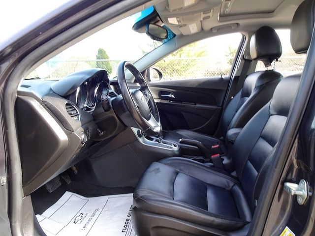 2014 Chevrolet Cruze LTZ Madison, NC 23