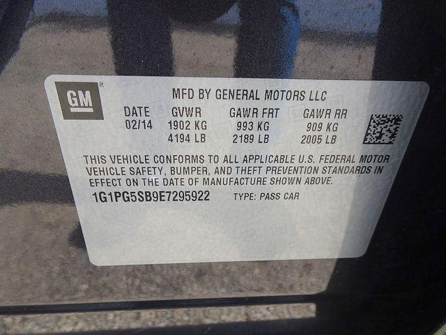 2014 Chevrolet Cruze LTZ Madison, NC 44