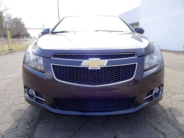 2014 Chevrolet Cruze LTZ Madison, NC 7