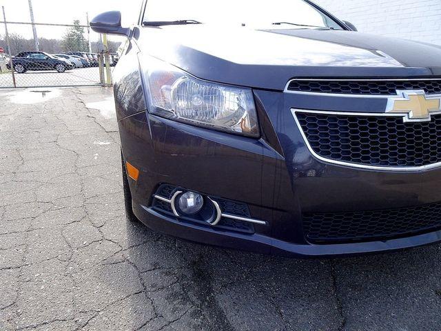 2014 Chevrolet Cruze LTZ Madison, NC 8