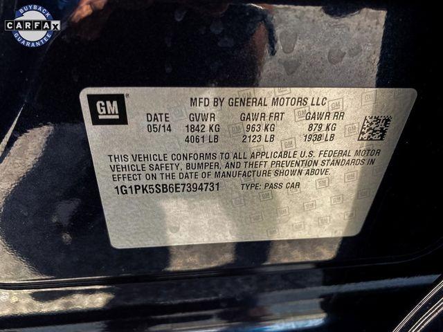 2014 Chevrolet Cruze LT Madison, NC 32