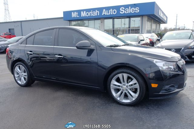 2014 Chevrolet Cruze LTZ in Memphis, Tennessee 38115