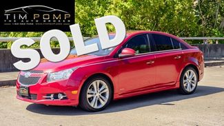2014 Chevrolet Cruze LTZ | Memphis, Tennessee | Tim Pomp - The Auto Broker in  Tennessee