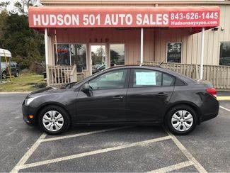 2014 Chevrolet Cruze LS   Myrtle Beach, South Carolina   Hudson Auto Sales in Myrtle Beach South Carolina
