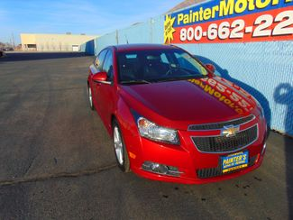 2014 Chevrolet Cruze LT Nephi, Utah 3
