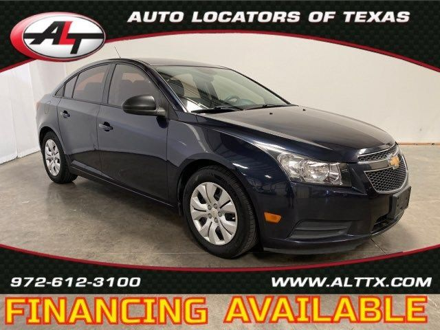 2014 Chevrolet Cruze LS | Plano, TX | Consign My Vehicle in  TX