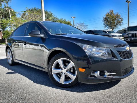 2014 Chevrolet Cruze RS CARFAX CERT LEATHER MOONROOF VERY CLEAN in Plant City, Florida