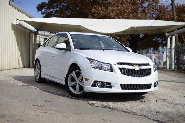 2014 Chevrolet CRUZE 2LT in Richardson, TX 75080