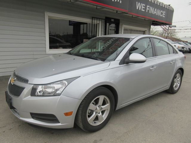 2014 Chevrolet Cruze LT, PRICE SHOWN IS THE DOWN PAYMENT south houston, TX 0