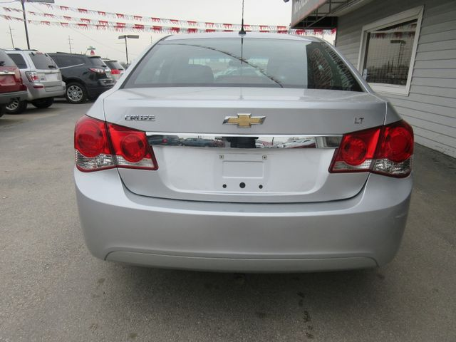 2014 Chevrolet Cruze LT, PRICE SHOWN IS THE DOWN PAYMENT south houston, TX 3