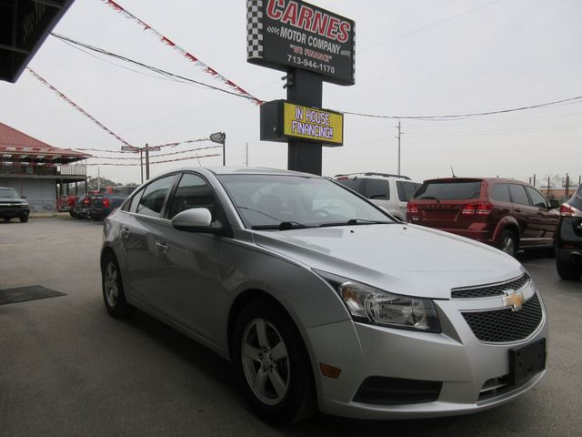 2014 Chevrolet Cruze LT, PRICE SHOWN IS THE DOWN PAYMENT south houston, TX 5
