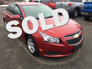 2014 Chevrolet Cruze in West Springfield, MA