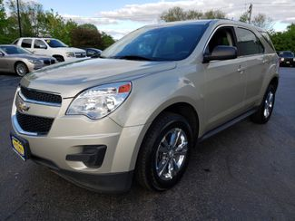 2014 Chevrolet Equinox LS | Champaign, Illinois | The Auto Mall of Champaign in Champaign Illinois